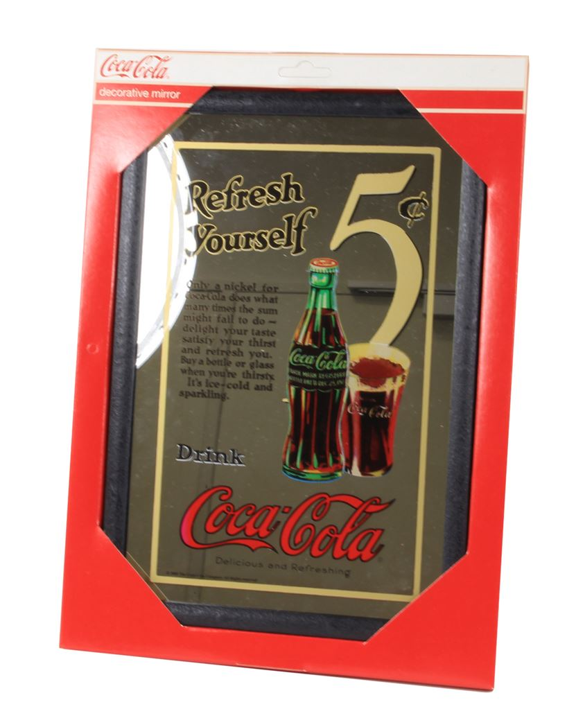 mirror l.234 coca cola