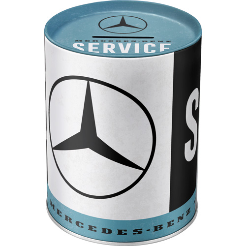 money box mercedes benz service