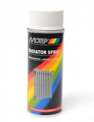 motip radiatorspray - lichtgrijs
