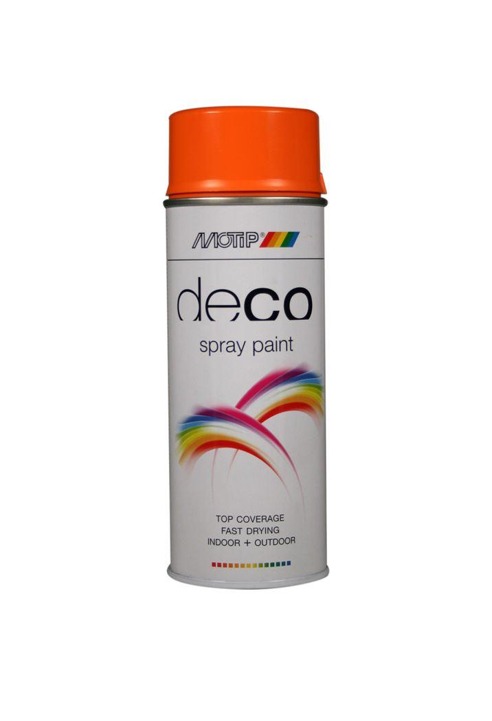 motip spray hoogglans - pasteloranje