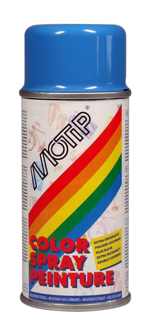 motip spray hoogglans - ral 5015