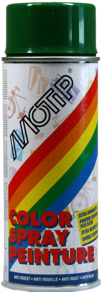 motip spray hoogglans - ral 6002