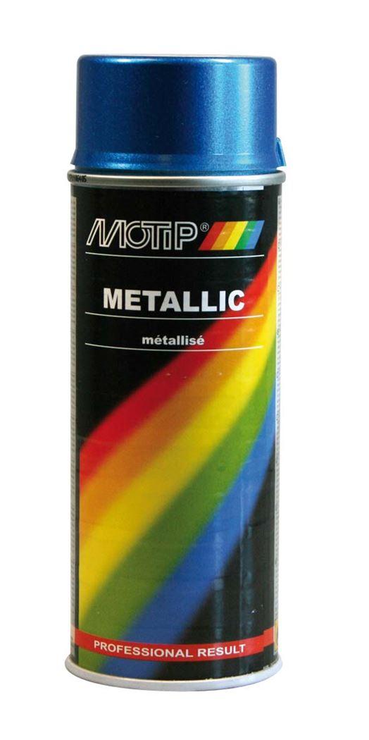 motip spray metalic - blauw