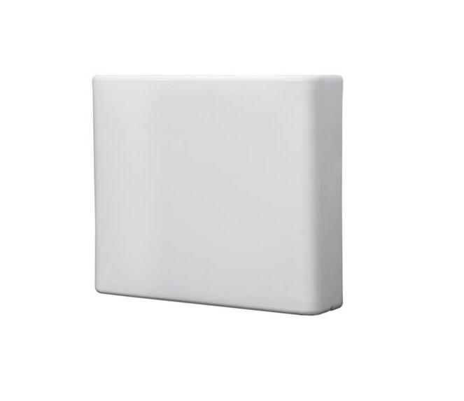 otium bloempot murus 90 white