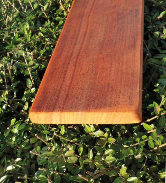 muurlat padouk (prijs/meter)