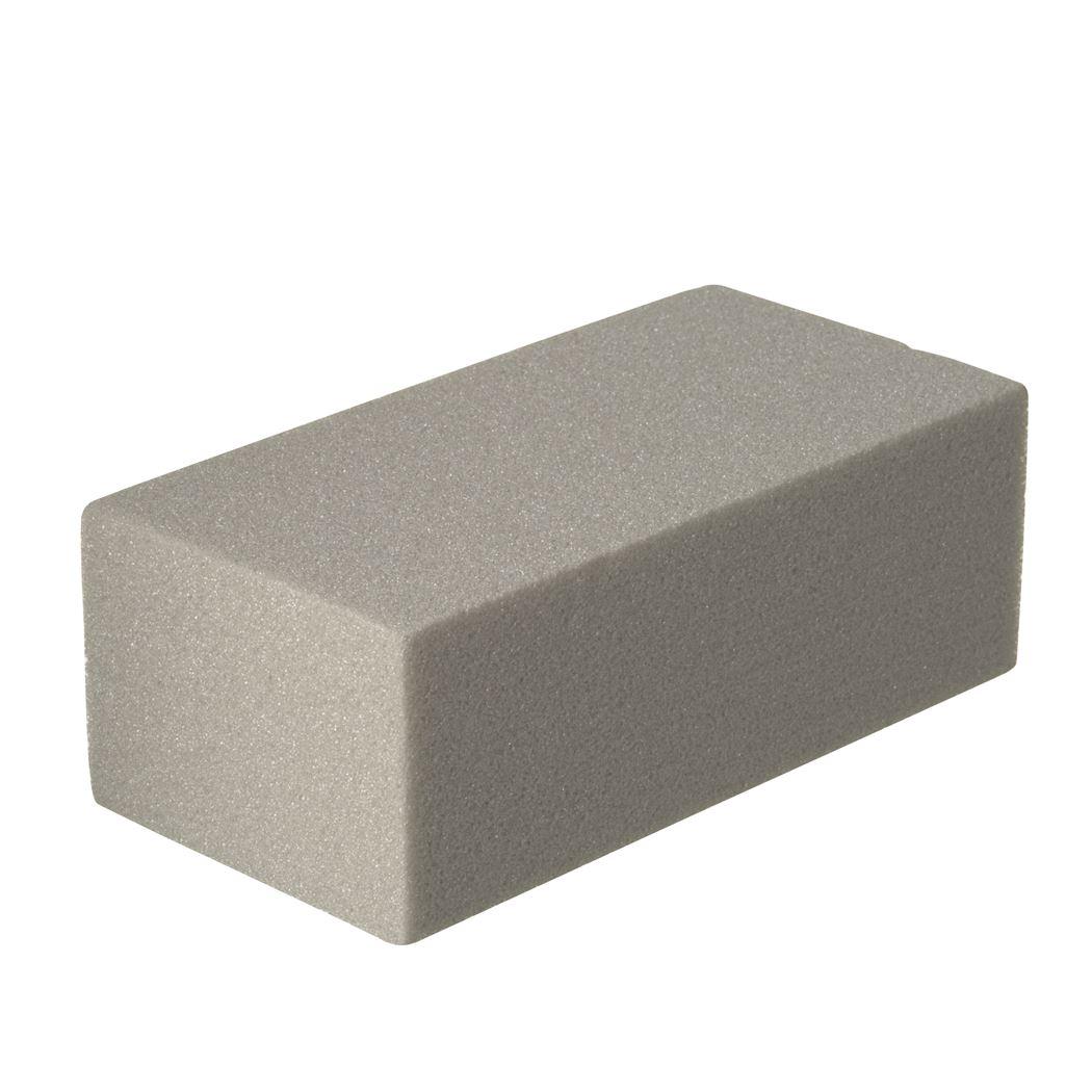 nature blok steekschuim grijs voor droog gebruik