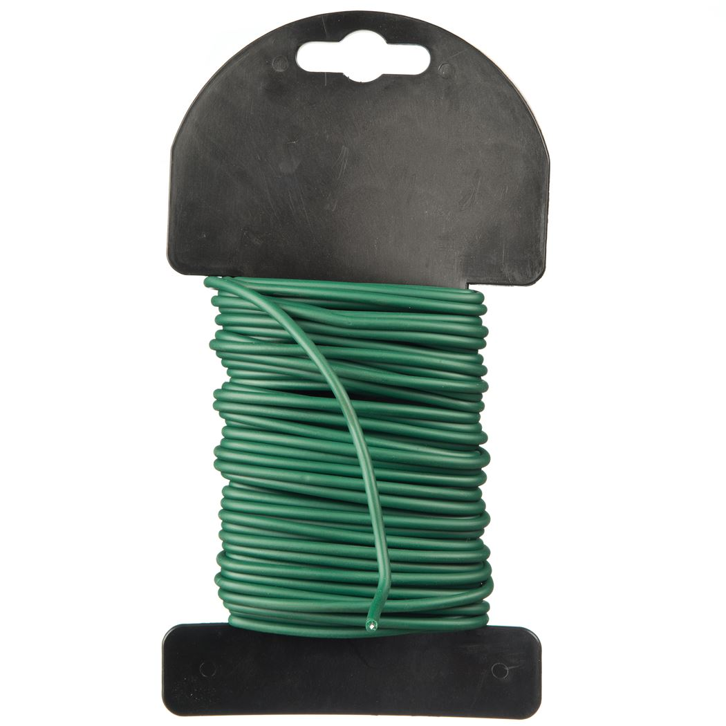 nature flexi-fix rubber band met draad in kern