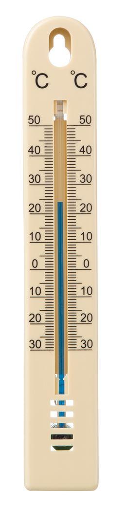 nature muurthermometer kunststof kelvin 1