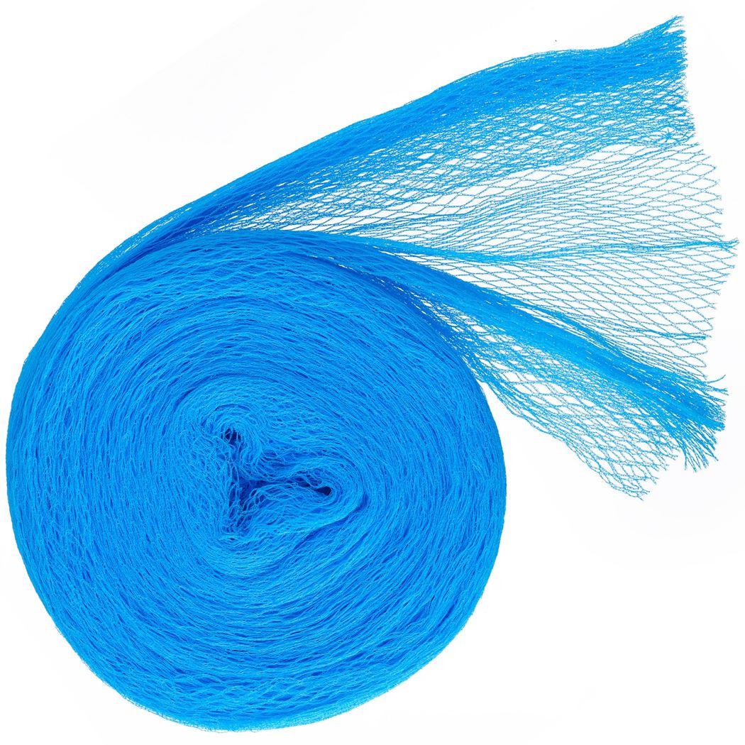 nature tuinnet nano enkeldraads - hdpe, blauw