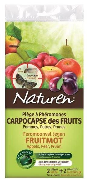 naturen feromoonval tegen fruitmot (2sts)