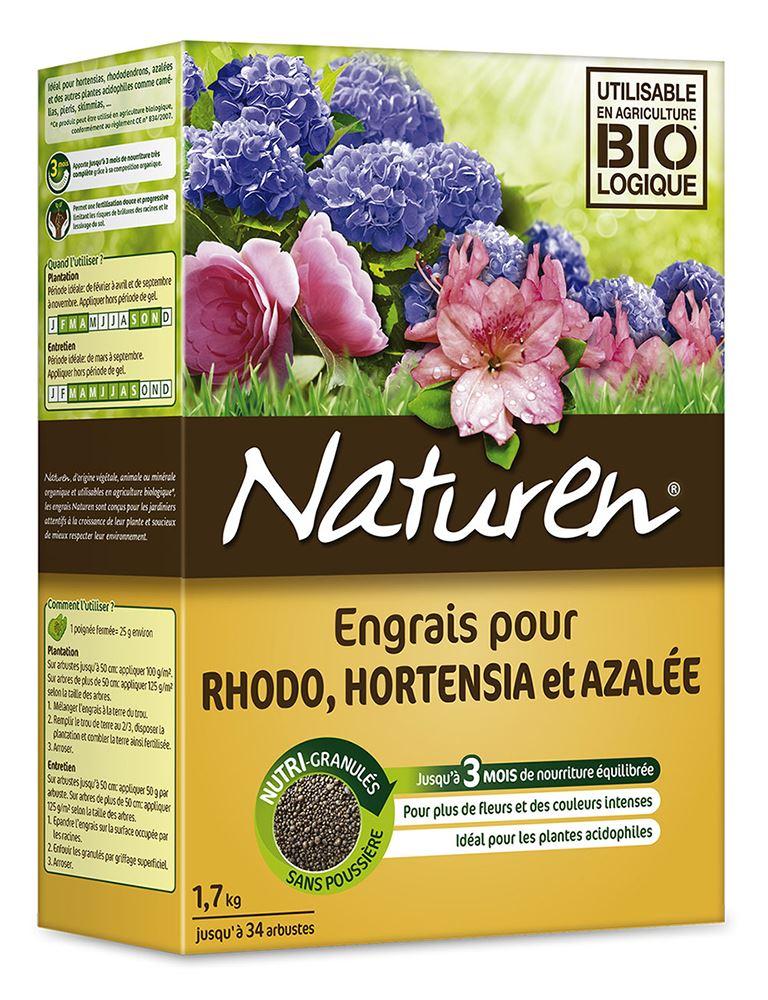 substral naturen meststof voor rodo, hortensia en azalea