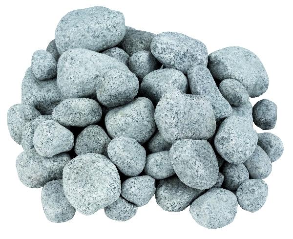 natuursteen - gletsjerkeien grijs 30-60mm