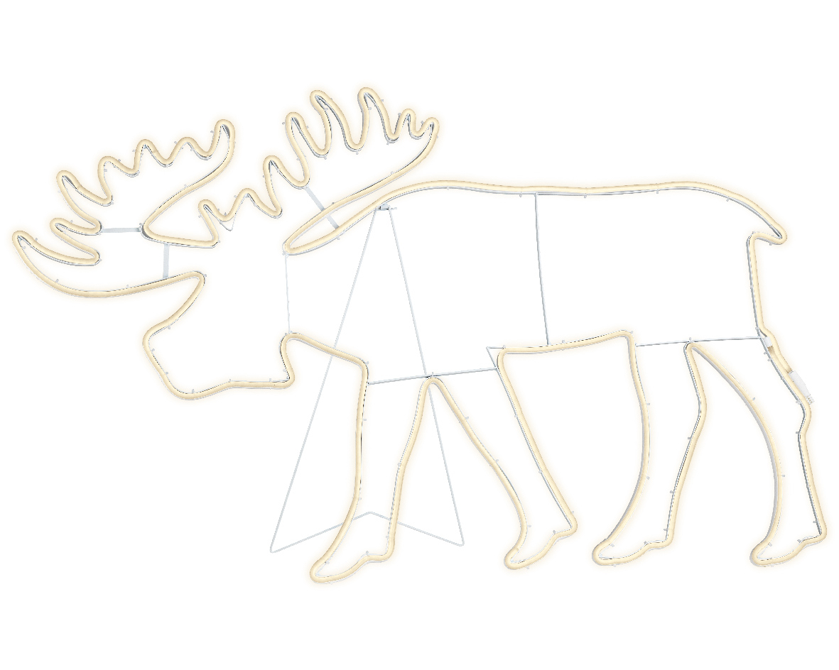 neonflex eland buiten led warmwit