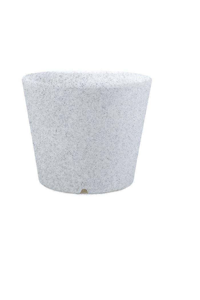 otium bloempot olla 40 light stone   new