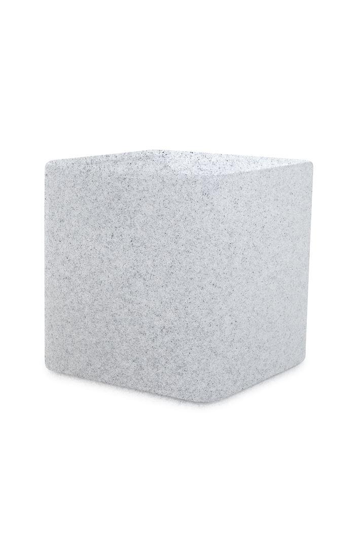 otium bloempot quadris 40 light stone  new