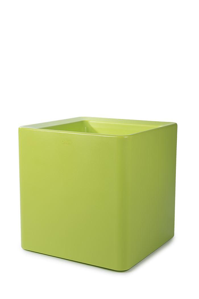 otium bloempot quadris 60 lime green