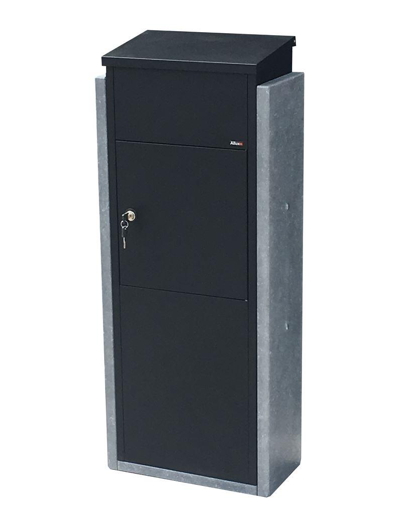 pakketbrievenbus torino big zwart