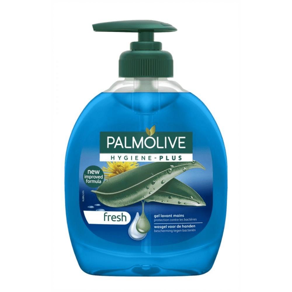 palmolive handzeep hygiëne plus blue pump