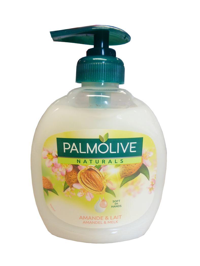 palmolive handzeep milde verzorging amandel