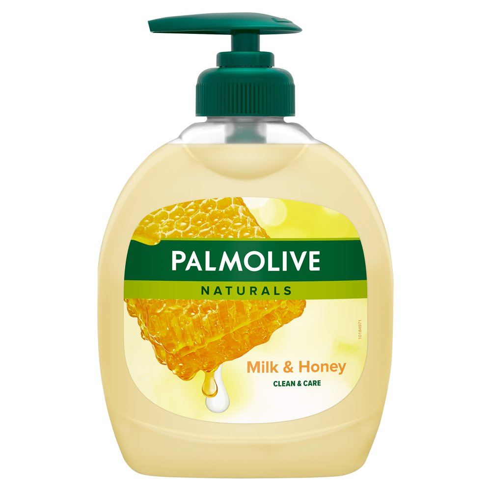 palmolive handzeep naturals melk & honing