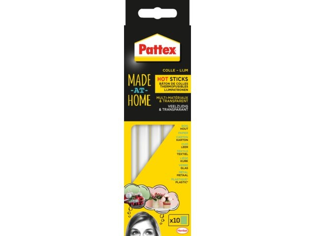 pattex made at home lijmpatronen