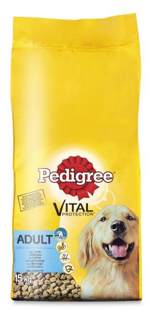 pedigree vital adult lam