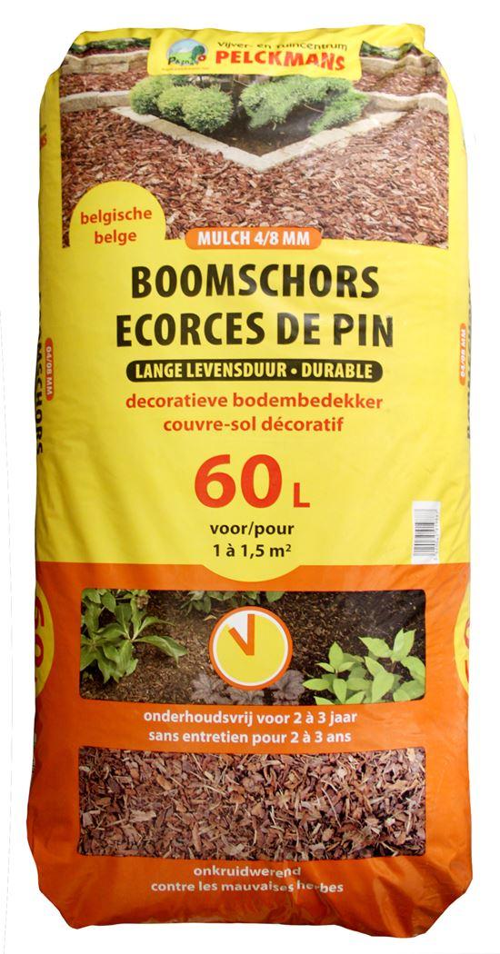 pelckmans boomschors mulch 4/8mm