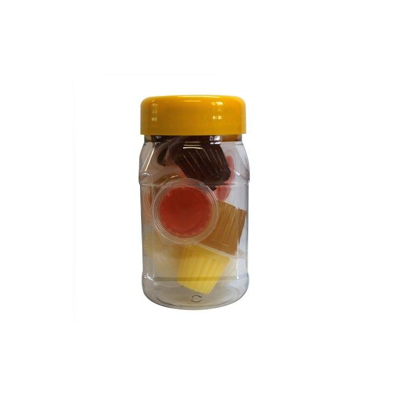 pelckmans fruitkuipjes mix (10sts)