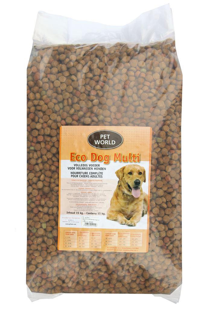 pet world hondenvoer eco dog