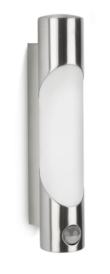philips bamboo wall lantern inox TL 1x11w 230v