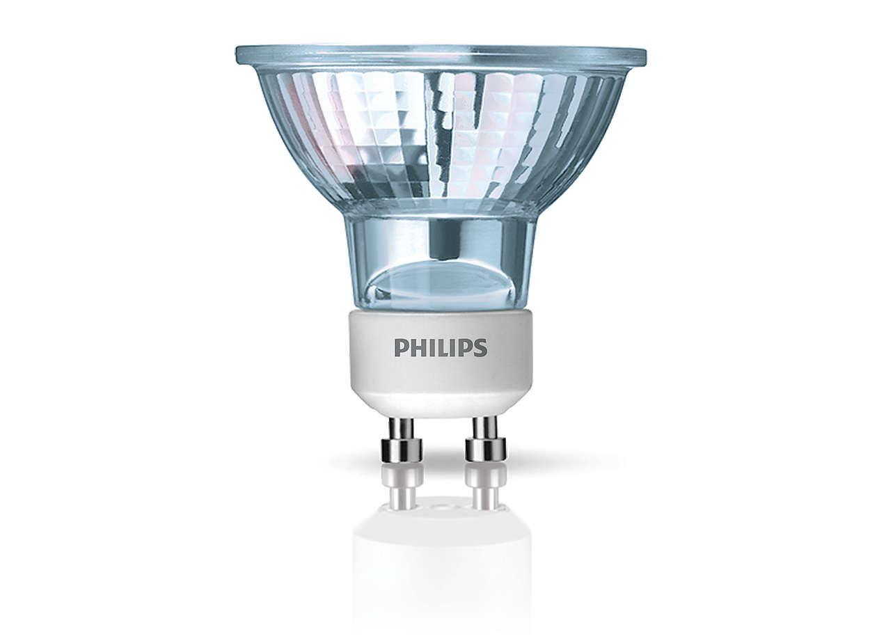 philips hal-twist 2y 50w gu10 230v 40d (3sts)