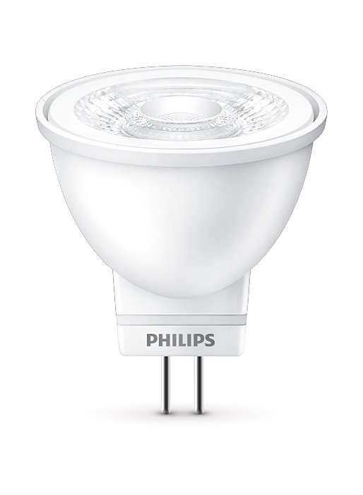 philips led 20w mr11 gu4 ww nd