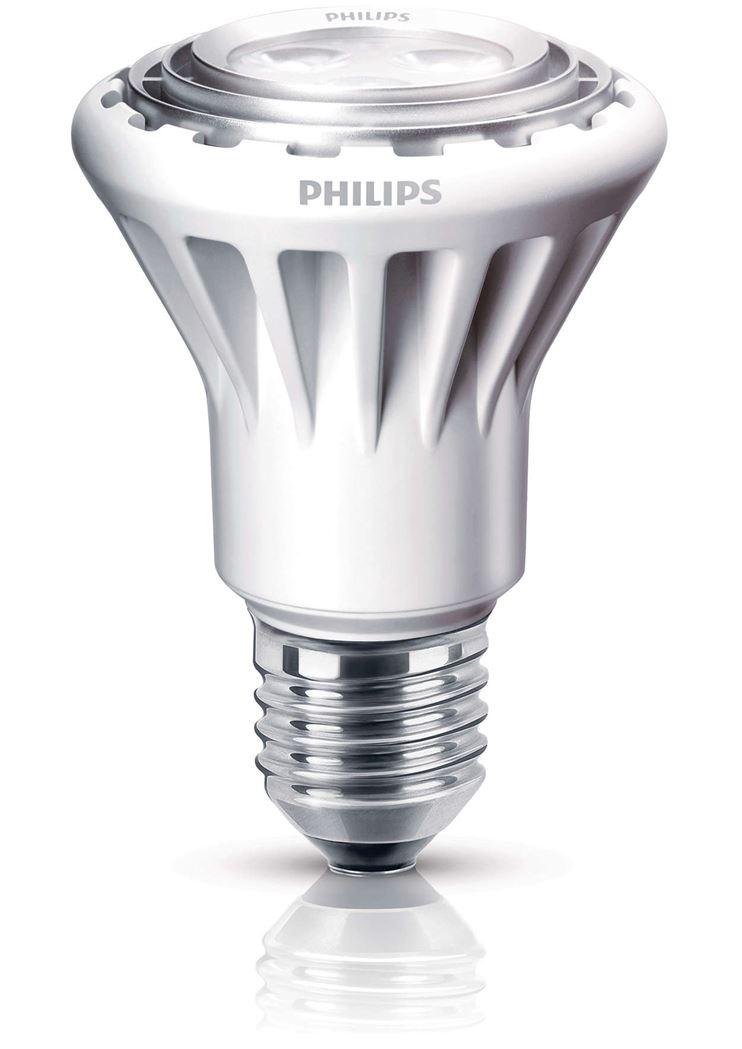 philips led e27 ww 230v par20 25d dim