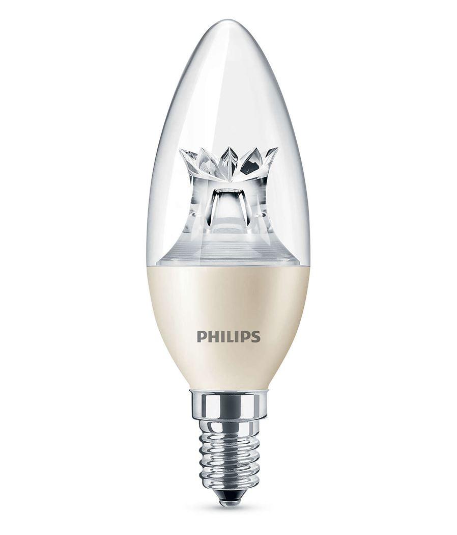 philips led 40w b38 e14 ww cl wgd