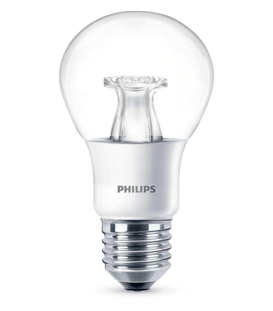 philips led 40w a60 e27 ww cl wgd