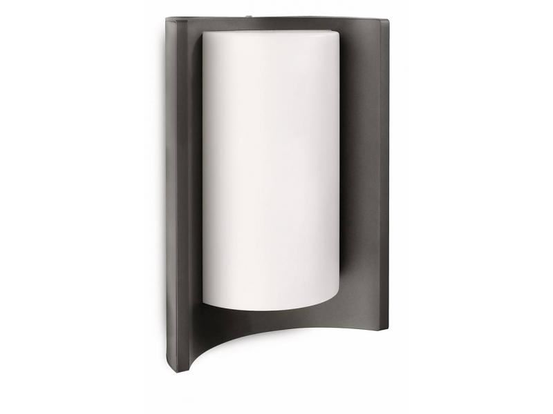 philips meander wall lantern anthracite TL 1x20w