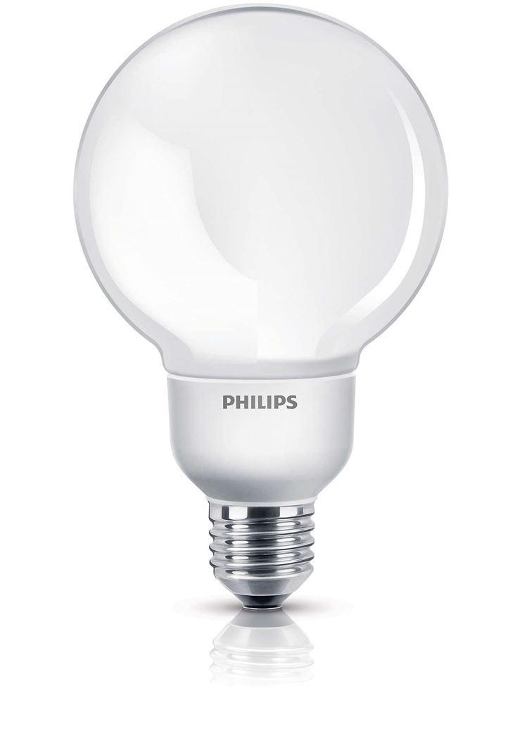 philips softone globe 9w ww e27 g93 1ch/4