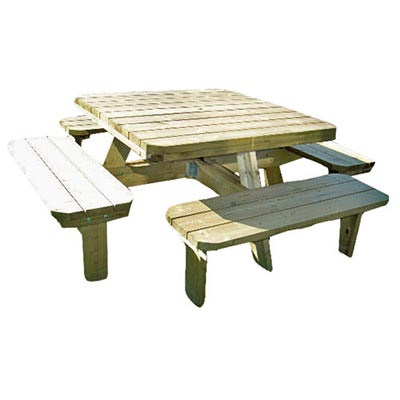 picknicktafel deluxe churra