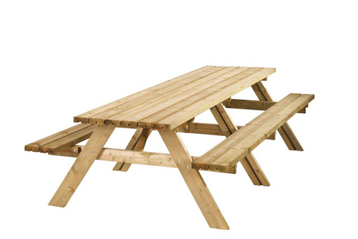 picknicktafel lange jan
