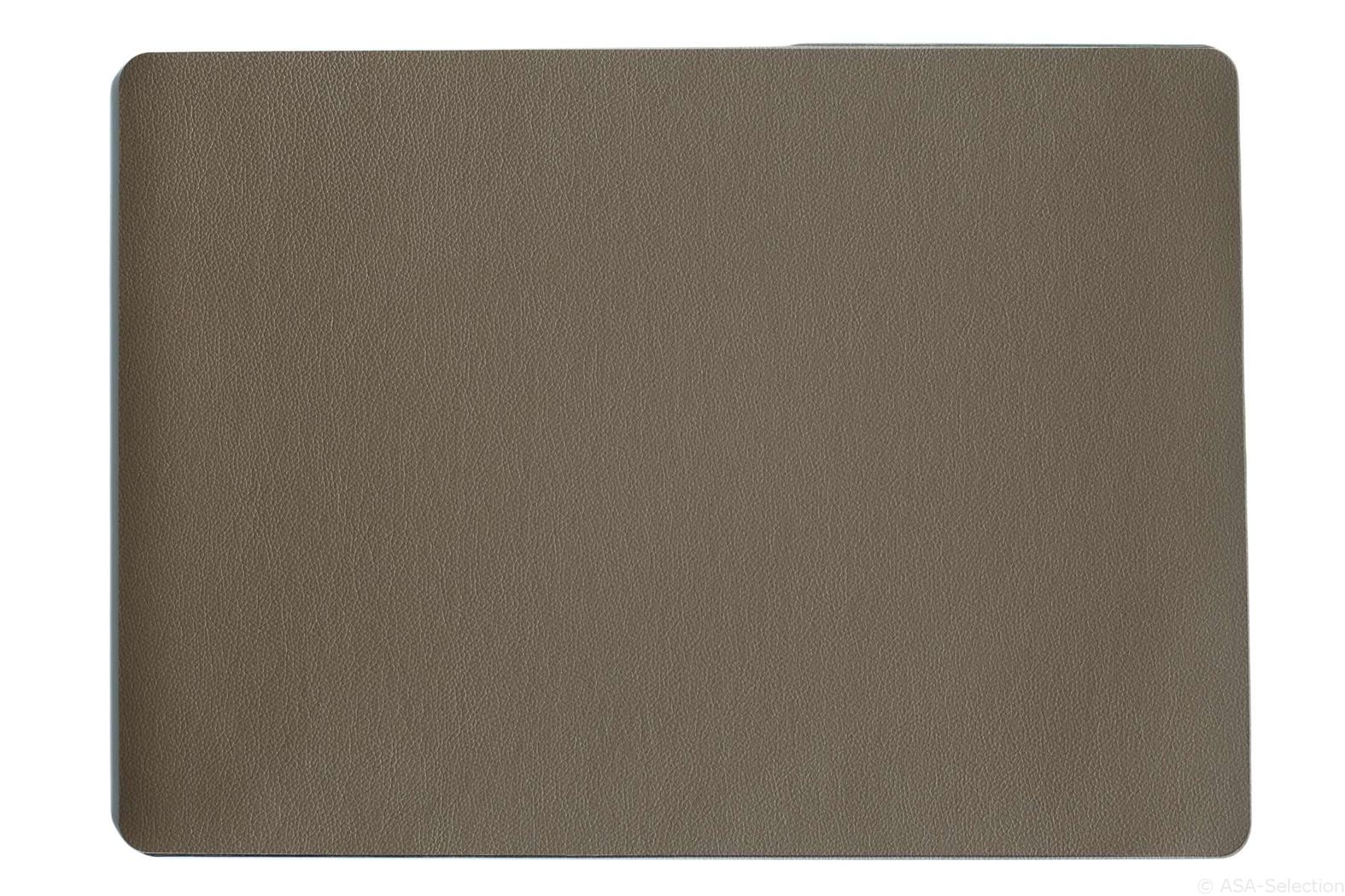 placemat, bruin