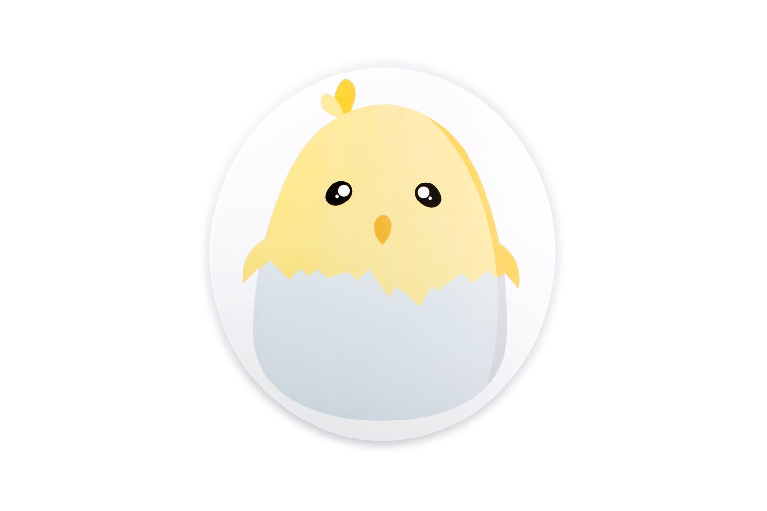 placemat kids baby chick