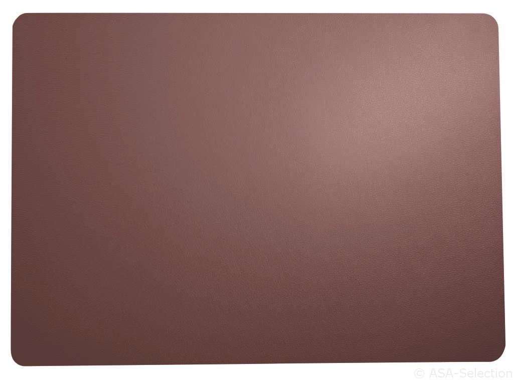 placemat, plum
