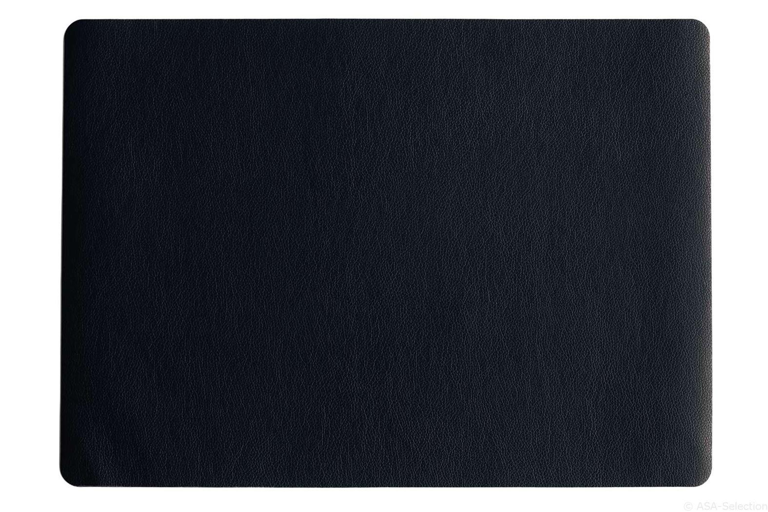placemat, zwart