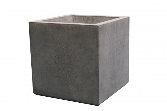 plantenbak vierkant xl betongrijs