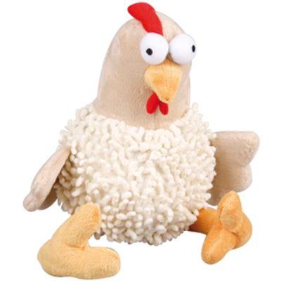 pluche kip - big chicken (met piepgeluid)