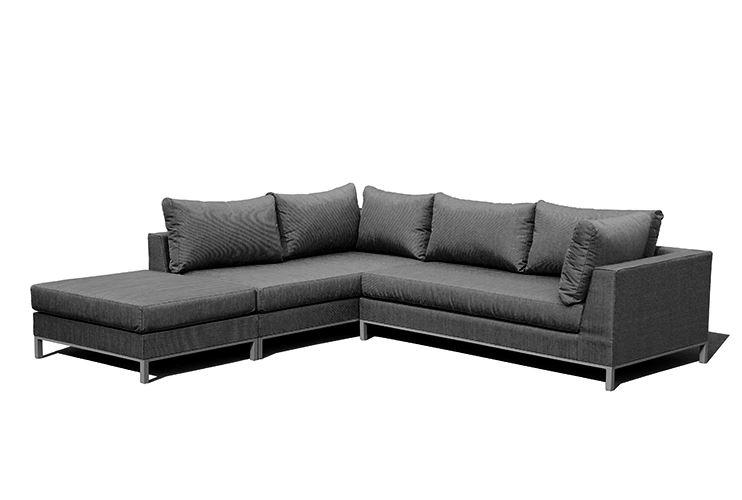 exotan casablanca lounge set links black