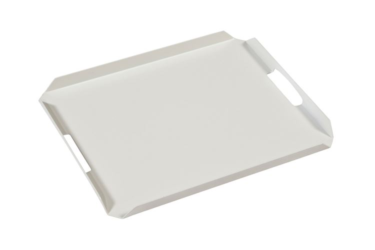 exotan serving tray aluminium