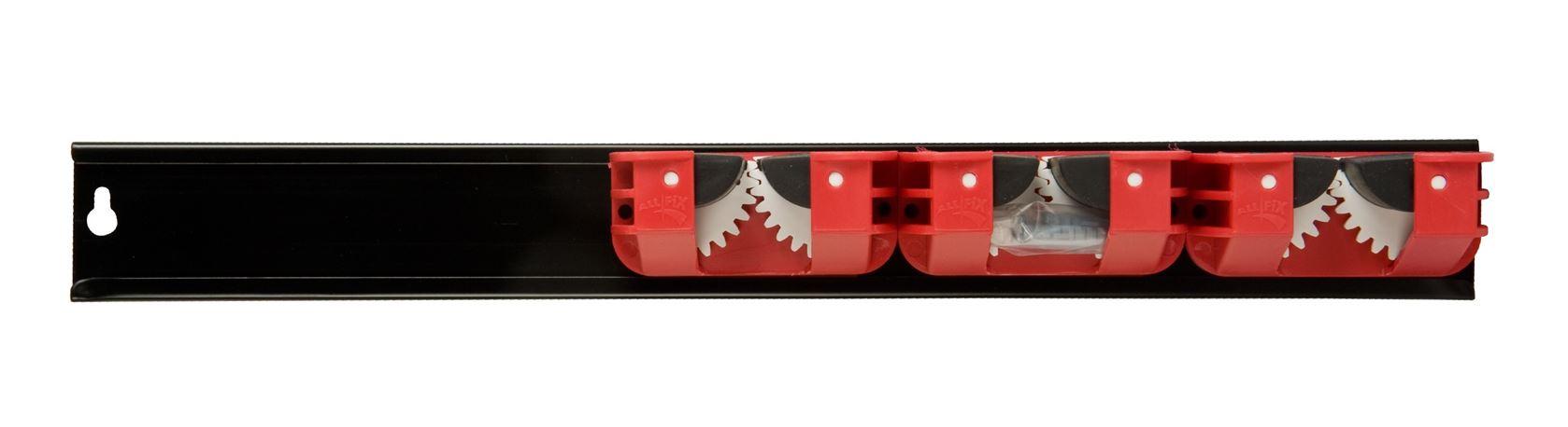 polet all-fix-3 rail met 3 houders