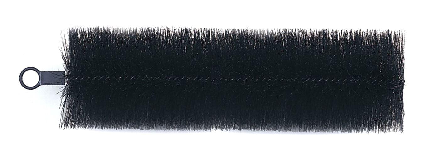 pond world filterborstel zwart