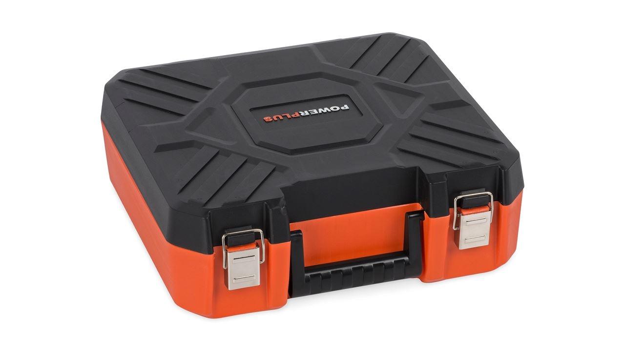 powerplus batterijkoffer dual power 20v/40v